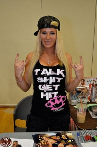 Ashley Massaro im Jahre 2013